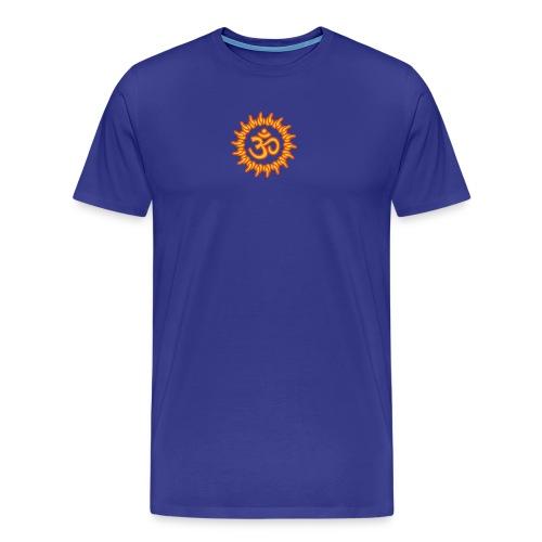 om, ohm, omm, om namah shivaya, ॐ, aum - Männer Premium T-Shirt