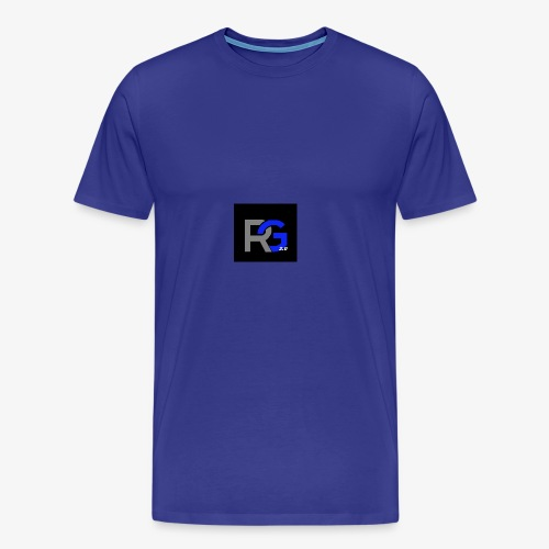 T-shirt Rickygaming2.0 - Mannen Premium T-shirt