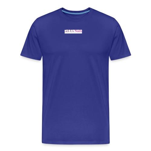 Gel-us-Nails4 - Men's Premium T-Shirt