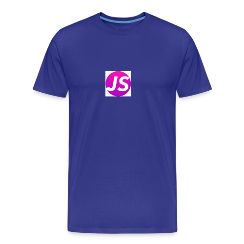 youtube merch jasper schoofs - Mannen Premium T-shirt