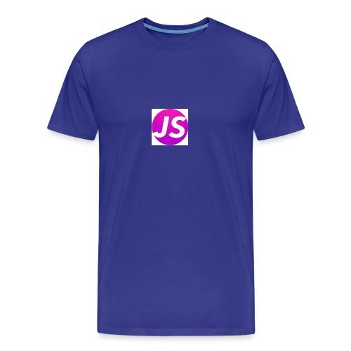 youtube merch jasper schoofs - Mannen Premium T-shirt
