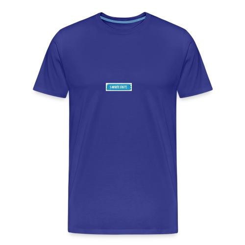 the offical - Men's Premium T-Shirt