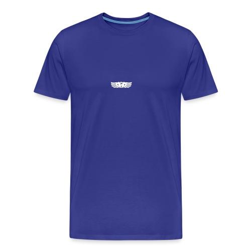 LOGO wit goed png - Mannen Premium T-shirt
