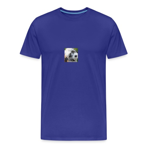 mobil - Herre premium T-shirt