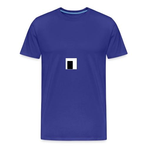 logo roelwilmsen - Mannen Premium T-shirt