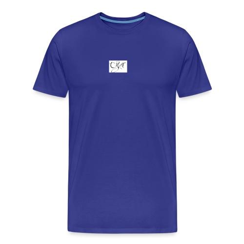 Tigar logo - Men's Premium T-Shirt