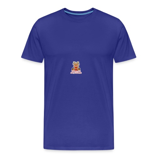 christmas logo - Men's Premium T-Shirt