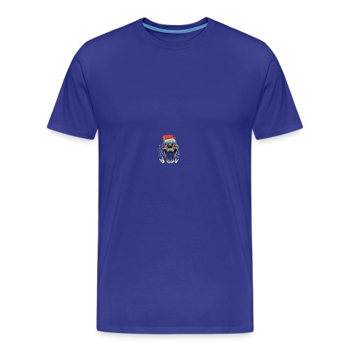 Angy Gamer 56 - Maglietta Premium da uomo