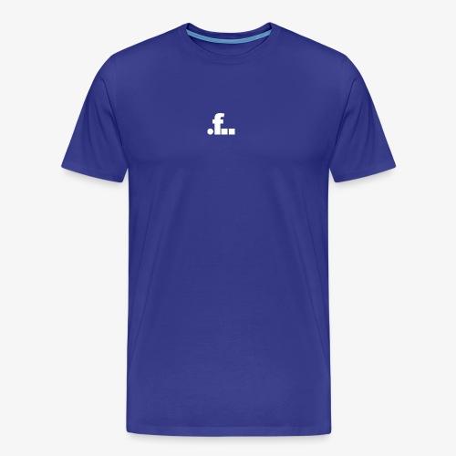 dot f - Herre premium T-shirt