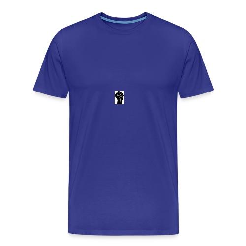 Poings levé miniature - T-shirt Premium Homme