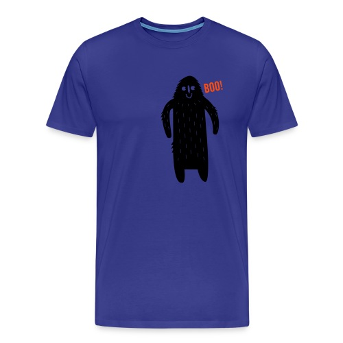 monster2 colour - Men's Premium T-Shirt