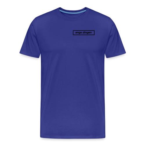 enge dingen - Mannen Premium T-shirt