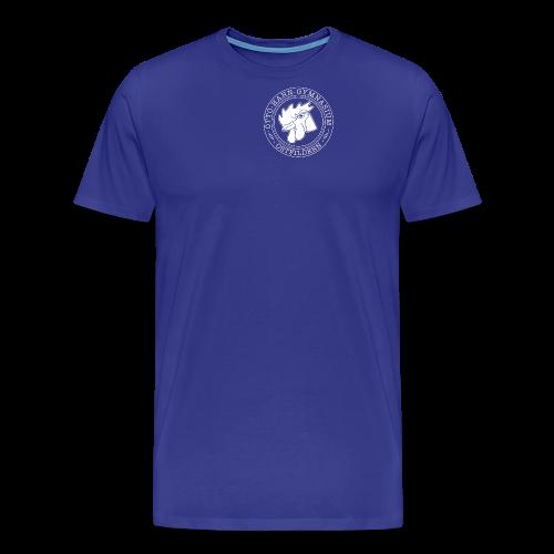CIRCLE DESIGN - Männer Premium T-Shirt