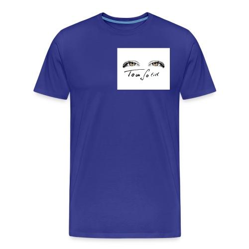StudiVZWerbung jpg - Men's Premium T-Shirt