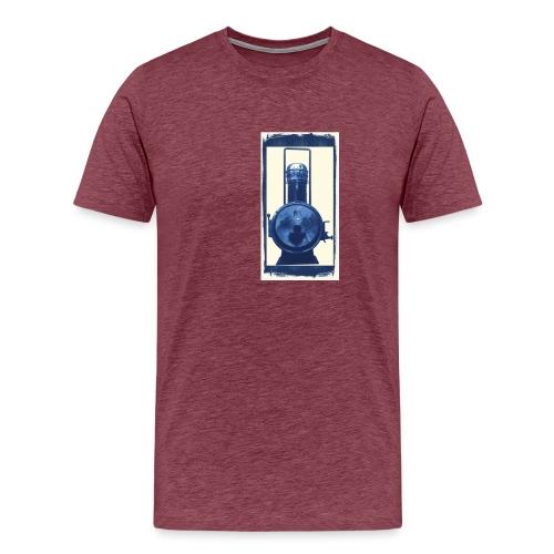 Lok Lantern - Miesten premium t-paita