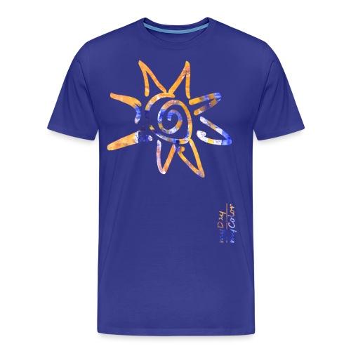 myDay SommerSonne - Männer Premium T-Shirt
