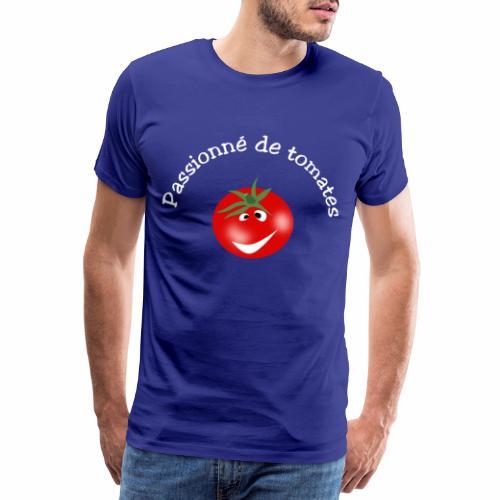 Tomate rouge 2 - Men's Premium T-Shirt