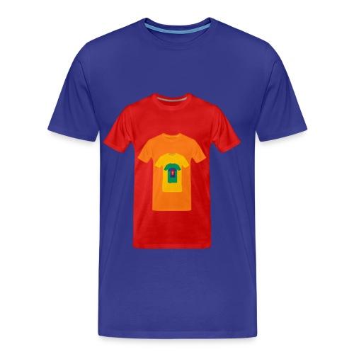T-shirt Premium Violet - T-shirt Premium Homme