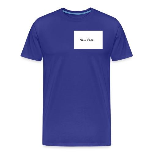 New Face - Männer Premium T-Shirt