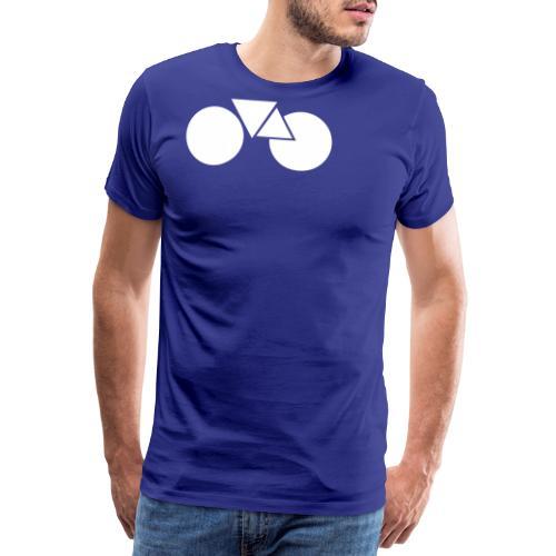 Koers hip fixie fixed gear - Mannen Premium T-shirt