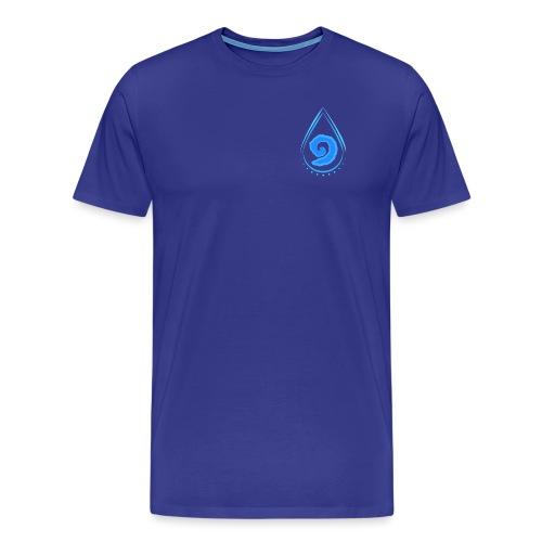 1453315092 logo hs detoure png png - T-shirt Premium Homme