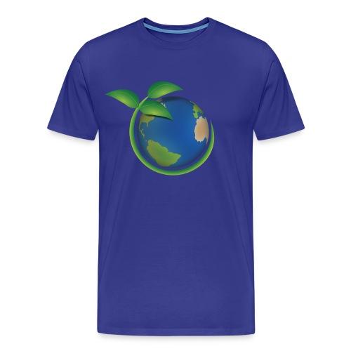 Eco earth - Maglietta Premium da uomo