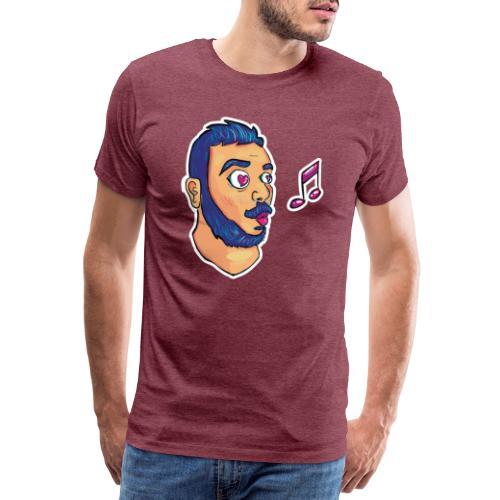 Peter Whistle - Camiseta premium hombre