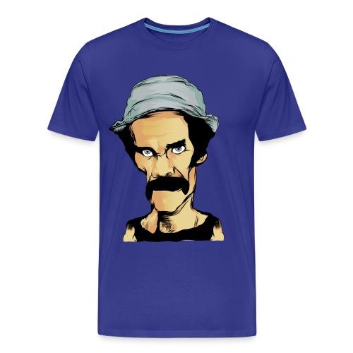EL PERSONAJE CON EL QUE TODOS SE IDENTIFICAN - Camiseta premium hombre