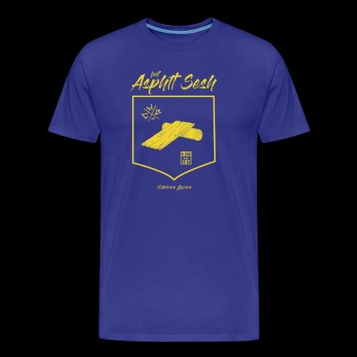fast Asphlt Sesh - Camiseta premium hombre