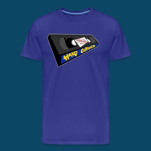 hardcornervhs - T-shirt Premium Homme