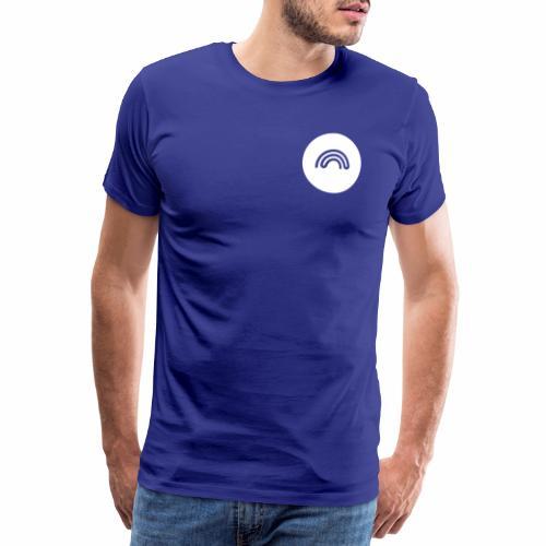 Logo Kreis - Männer Premium T-Shirt