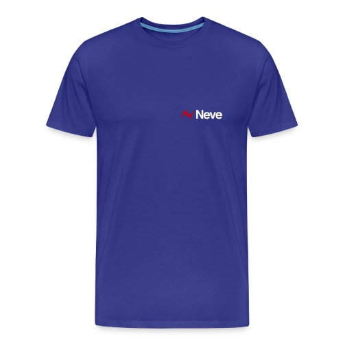 neve logo - Men's Premium T-Shirt