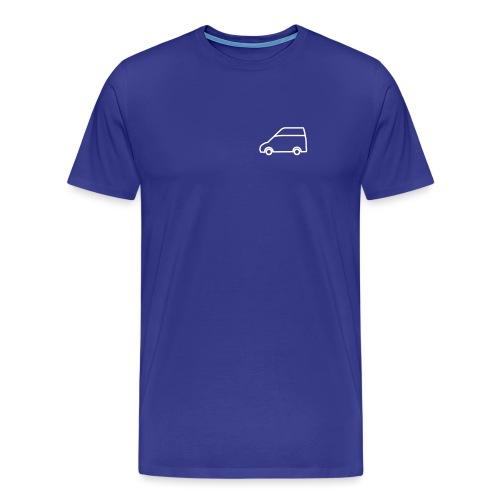 Nuggetforum.de Logo Nugget Hochdach - Männer Premium T-Shirt