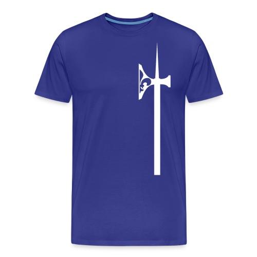 AMHE IDF 2015 hache noble - T-shirt Premium Homme