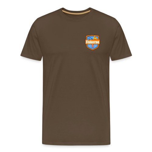 Fiskerne - Herre premium T-shirt