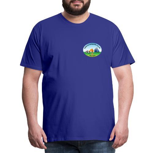 bikerscampsite WW - Men's Premium T-Shirt