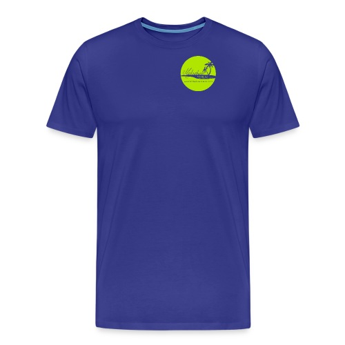 Neongrün - Männer Premium T-Shirt