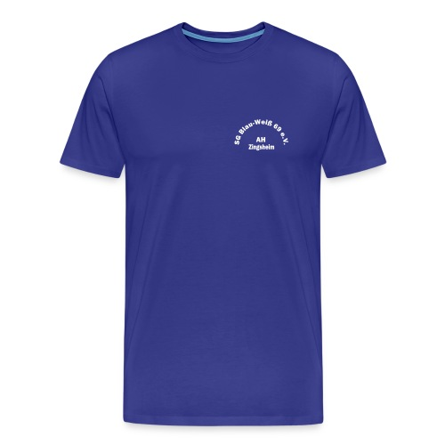 zingsahkurv - Männer Premium T-Shirt