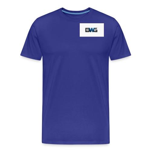 Bwg - Men's Premium T-Shirt