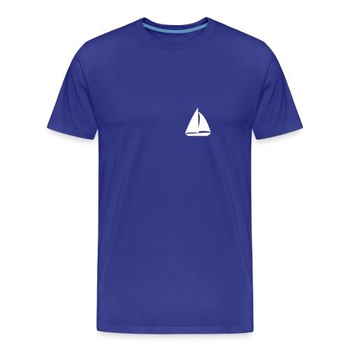 Segelyacht - Männer Premium T-Shirt