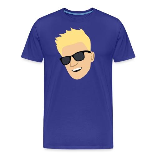 PiecesofPrestige Logo - Mannen Premium T-shirt
