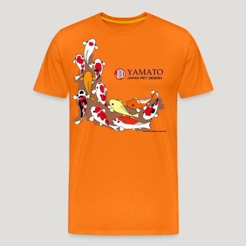Nishikigoi Yamato - Mannen Premium T-shirt