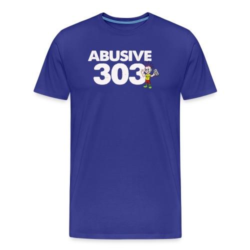 Abusive Kid - Men's Premium T-Shirt
