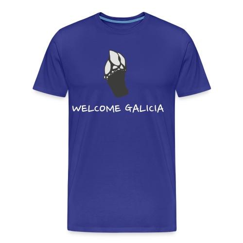 Logo percebe - Camiseta premium hombre