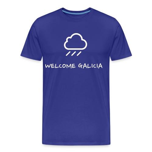 Logo chove - Camiseta premium hombre