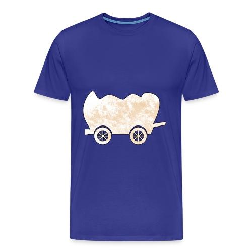 banterwagon - Men's Premium T-Shirt