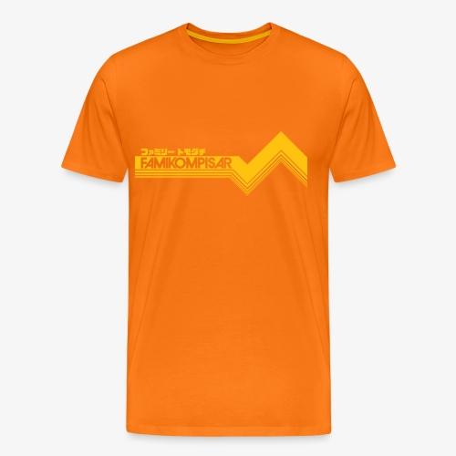 FK png - Premium-T-shirt herr