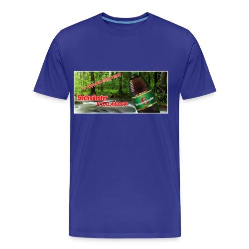 shirt endgueltig70prozent - Männer Premium T-Shirt