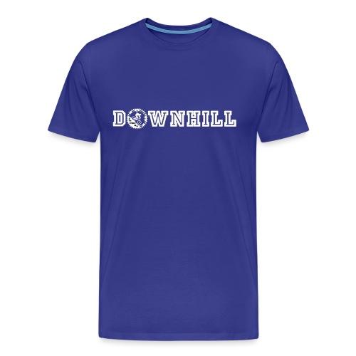 DOWNHILL SHIRT! (Männer) - Männer Premium T-Shirt