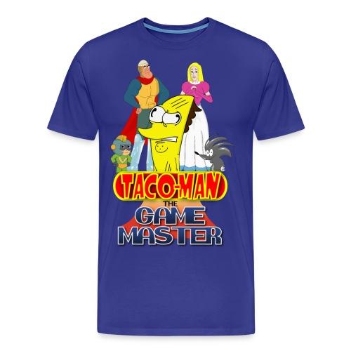 gamemaster - Men's Premium T-Shirt